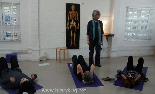 Alexander Technique Intro with Hilary King