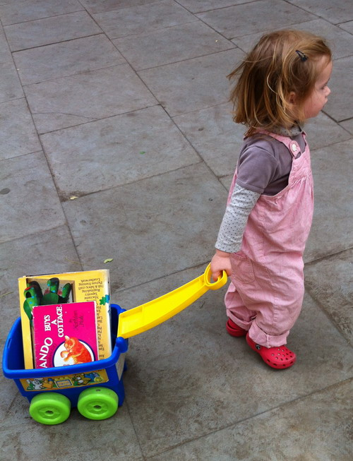 Child with trolly .jpg