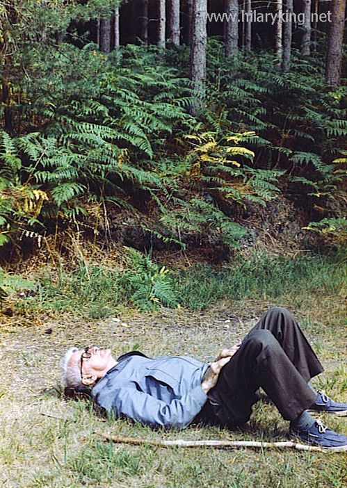 Semi-supine in the woods marked.jpg